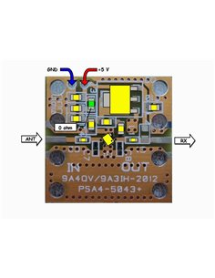LNA4ALL- LNA Low Noise Amplifier 28 MHz - 2500 MHz