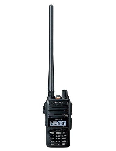 Yaesu FTA-250L - Ricetrasmettitore portatile banda aereonautica