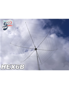 EAntenna HEX6B - 6 Band Hexbeam Design G3TXQ