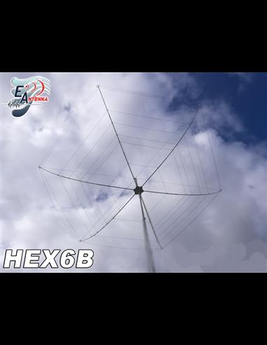 EAntenna HEX6B - 6 Band Hexbeam Design G3TXQ
