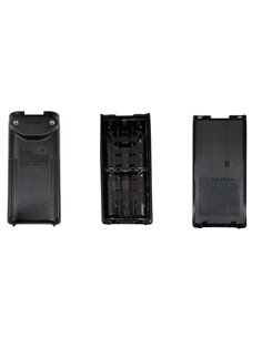 BP-208N Icom - pacco batterie vuoto stillo AA per IC-A6 e IC-A24