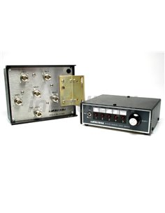 RCS-8VNLX Ameritron Remote Controlled Antenna Switch 5 posizioni