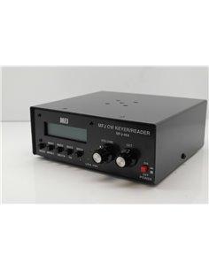 MFJ-464 Morse decoder e keyer