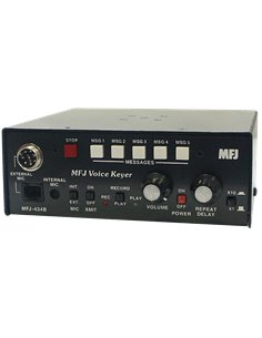 MFJ-434B Voice Keyer