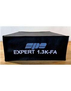 Cover antipolvere personalizzata per ricetrasmettitori amplificatori e accessori