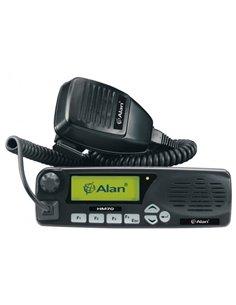 ALAN HM70 - Radio Professionale 66-88 MHz con accessori opzionali SOTTOCOSTO