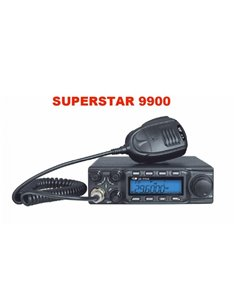 Superstar SS-9900 v4 RTX per CB e 10-12 metri