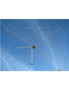 MFJ-1836H Cobweb antenna 14-50 MHz 1500 W
