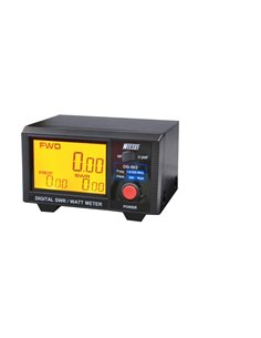 NISSEI DG-503 ROS-WATTMETRO DIGITALE HF/VHF/UHF