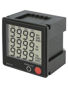 VOLTCRAFT EPM 1L-16 Strumento di misura da incasso digitale EPM 1L-16