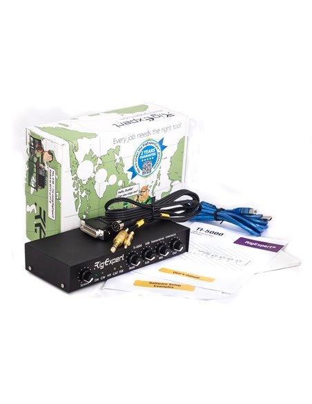 RigExpert TI-5000 USB Transceiver Interface
