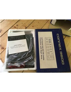 CONNEX 3600 made in Taiwan - CB 120 CANALI ALL MODE nuovo da old stock NOS