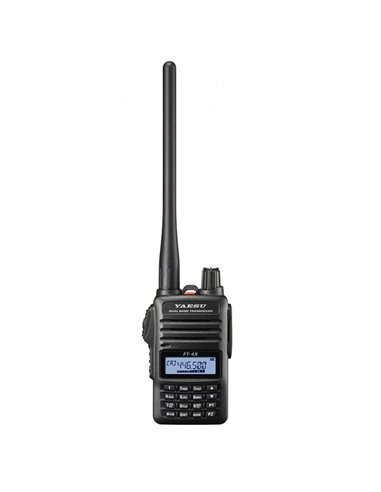 YAESU FT-4XE ricetrasmettitore ultracompatto bibanda 144/430 MHz