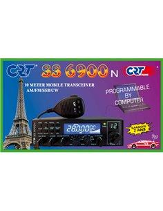 SS-6900N V6 CRT - Ricetrasmettitore CB AM/FM/SSB