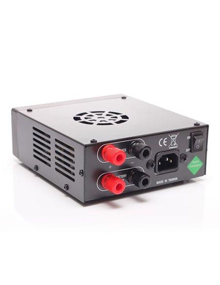 AV-825BC Alimentatore switching 25 Amp. con carica batteria a tampone