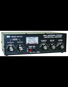 MFJ-934 accordatore di antenna 160-10 metri con terra artificiale