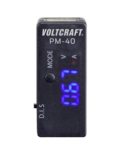 VOLTCRAFT PM-40 - Multimetro portatile digitale
