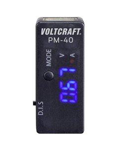 VOLTCRAFT PM-40 - Multimetro portatile digitale