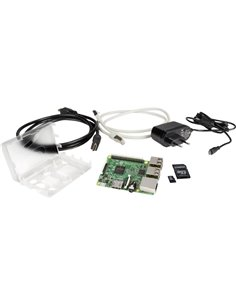 Makerfactory Raspberry Pi 3B Starter Kit
