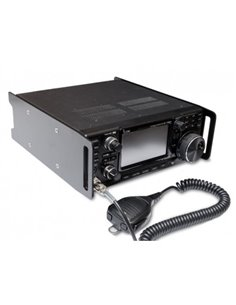 MyDEL 7300 Coppia pannelli laterali salvascocca con maniglie per IC-7300 IC-8600