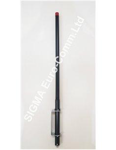 ECO ANTENNE EXCALIBUR - Antenna CB compatta per installazioni in spazi ristretti