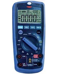 DMB-6 - Multimetro Digitale 6 in 1 per misurazioni ambientali