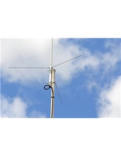 DIAMOND BC-102 - Antenna Base VHF 134-174 MHz tarabile mediante taglio