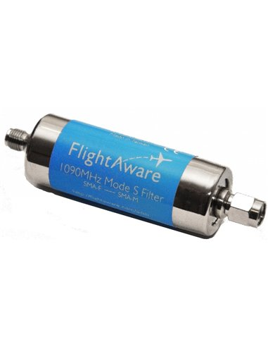 ADS-B 1090 MHz BPF SMA band pass filter nuovo modello
