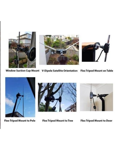 SDR Dipole Antenna Kit