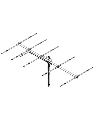 SIRIO SY50-5 Antenna direttiva 5 elementi per i 6 metri