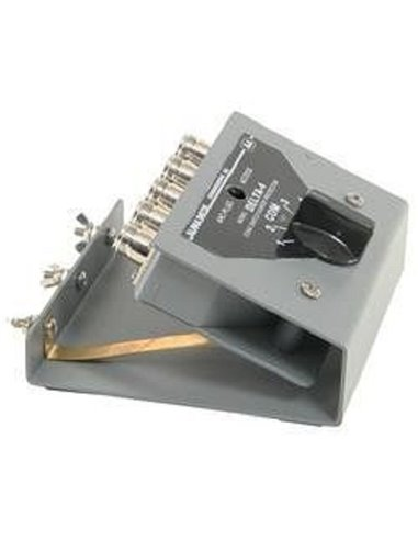 Alpha Delta ASC-4B/N - Consolle Commutatore Coassiale a 4 vie 1500 Watt CW