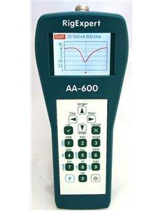 RigExpert AA-600  Analizzatore d'antenna  0.1-600 MHz - Garanzia Italiana