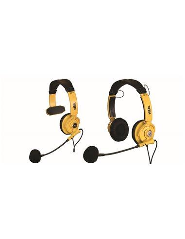Heil Sound BM-17 Dual - Cuffia microfono per comunicazioni civili - critical