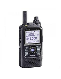 Icom ID-51E PLUS 2 - Ricetrasmettitore VHF/UHF D-Star con GPS integrato
