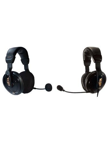 Heil Sound PS6 ProSet 6 - Cuffia Microfono per RTX radioamatoriali capsula HC6