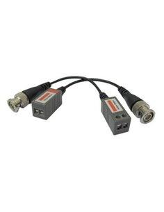 MVS-202A Balun per trasmissione segnali video analogici da BNC a cavo LAN