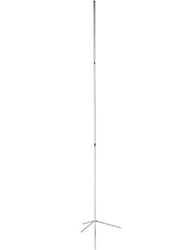 DIAMOND F23H - Antenna da installazione base monobanda VHF tarabile 144-174 Mhz