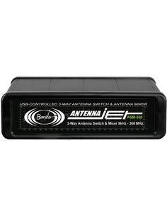Bonito AntennaJet ASM300 - splitter attivo 3 uscite 0-300 MHz controllato da PC