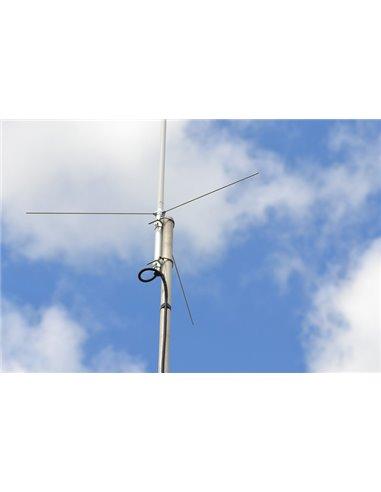 DIAMOND BC-200N - Antenna Base UHF 430-490 MHz tarabile mediante taglio