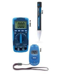 DMB-KIT Multimetro digitale con scala automatica