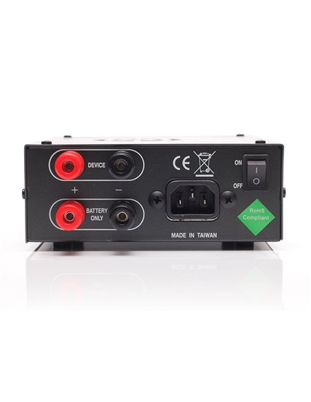AV-825BCM Alimentatore switching 25 A 4-16V con carica batteria a tampone
