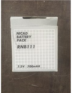 STANDARD CNB-151 pacco batterie nicad