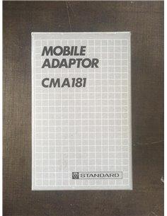 STANDARD CMA-181 cavo adattatore da auto per C181-481