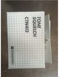 STANDARD CTN-412 scheda tone squelch per C112-C412