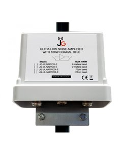 JG ULNA70VOX-E Preamplificatore da palo UHF - VOX 100W a bassissima NF