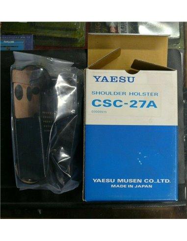 YAESU CSC27A - custodia a tracolla in pelle per FT23 FT53