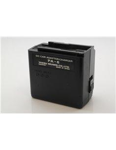 YAESU PA-6 eliminabatteria da auto per FT-470
