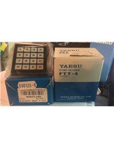 YAESU FTT-4 - Tastiera DTMF per Yaesu FT-23 FT-73