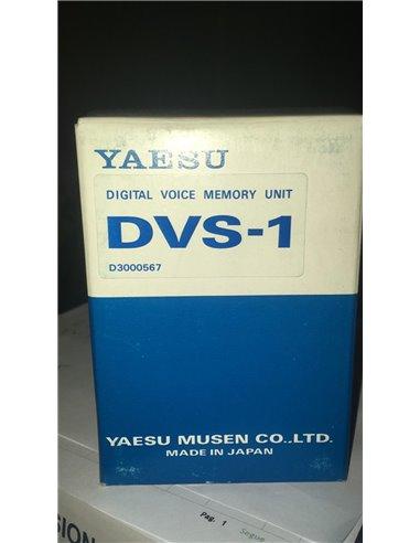 YAESU DVS-1 digital voice memory unit