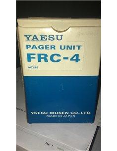 YAESU PAGER UNIT FRC-4